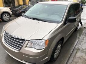 Minivan Chrysler Town & Country 09 Americana Automatica
