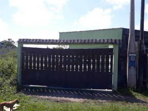 Casa Lado Praia No Jd São João Em Itanhaém Sp - 6188 Npc