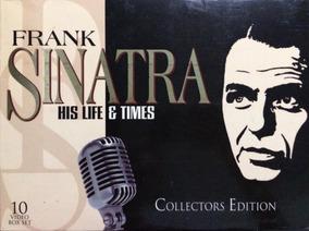 Vhs - Box Coleção Frank Sinatra - His Life & Times