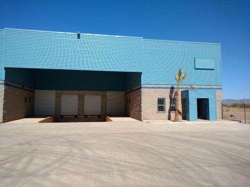 Imagen 1 de 12 de Renta Bodega 673 M² Blvd. Garcia Morales