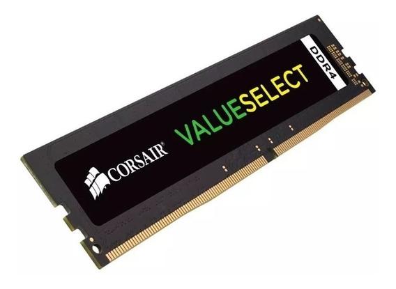 Memoria Ddr4 4gb 2400mhz Corsair Value Cmv4gx4m1a2400c16