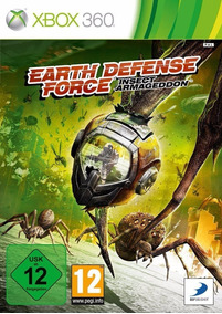 Earth Defense Force Insect Armageddon Xbox 360