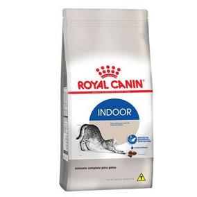 Ração Royal Canin Cat Indoor Para Gatos Adultos - 400g