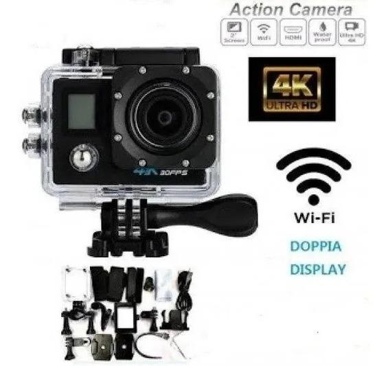 Camera Sport 4k Wifi 1080p Prova D