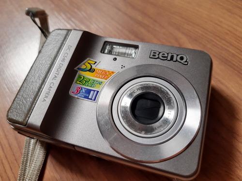 Câmera Digital Benq Dc C540