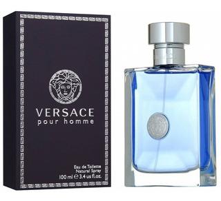 Perfume Versace Pour Homme 100 Ml. 100% Originales.