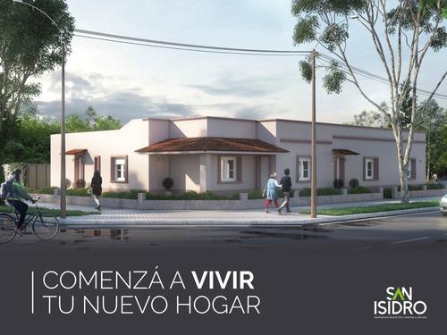 3 Casas A Estrenar Con Fondo Y Garage