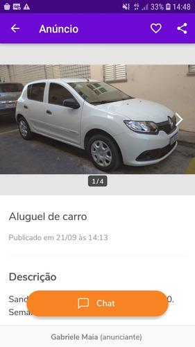 Renault Sandero 2019 1.0 12v Authentique Sce 5p