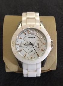 Relógio Fossil Branco