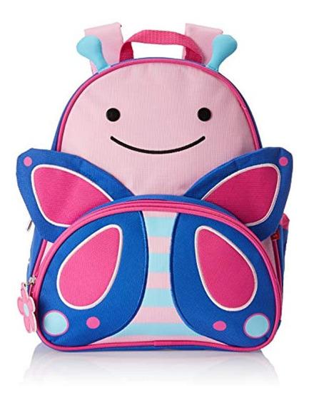 Skip Hop Toddler Backpack, 12 School Bag, Butterfly