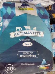 Homeopatico Minerphos Antimastite + Leite 20 Kg