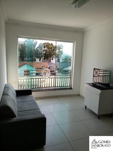 Apartamento Para A Venda Na Vila Alto De Santo André - Sp . - Ap01044 - 69023940