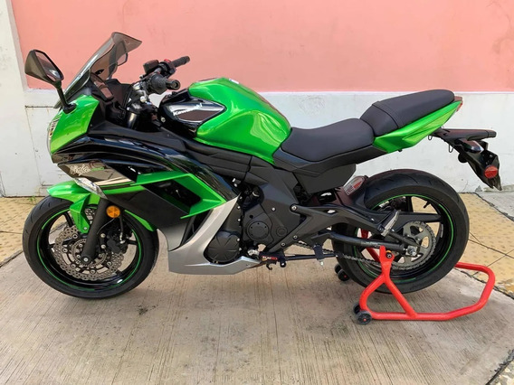 Kawasaki Ninja 650r Abs