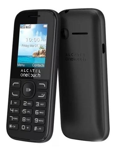 Celular Alcatel 1052 Dual Chip Fm Mp3 Camera Buletooth