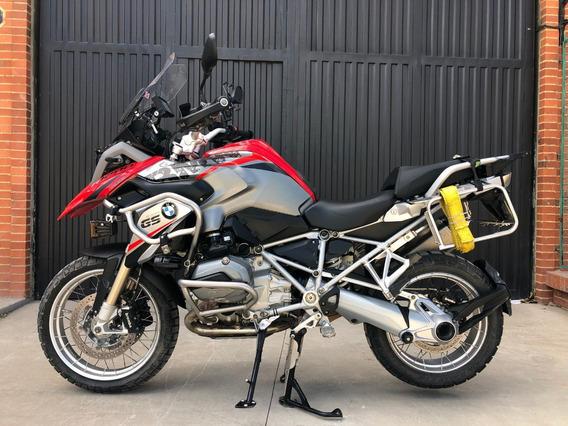 Bmw R1200gs K50 Rojo