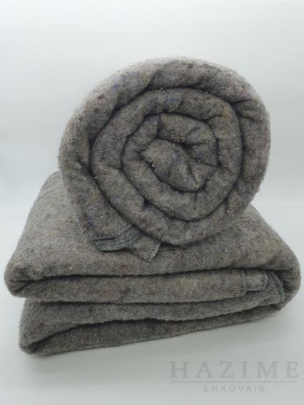 3 Pecas Cobertor Solteiro Popular - Doacao - Manta