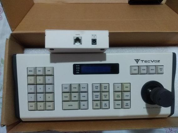 Mesa Controladora Para Speed Dome Tb-cn3r1 Tecvoz