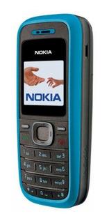 Nokia 1208 Blue Desbloqueado