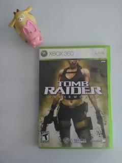 Tomb Raider Underworld Xbox 360 Garantizado