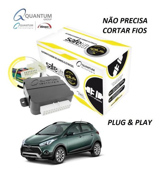 Modulo Vidro Eletrico Plug Play Hyundai Hb20x 12 13 14 15 18