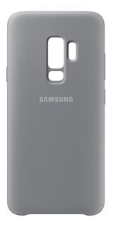 Funda Samsung Silicone Cover Galaxy S9+ Gray
