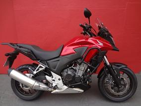 Cb 500 X Abs 2015 Vermelha