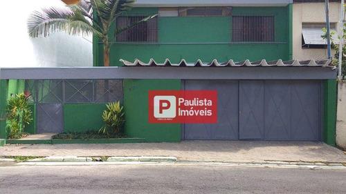 Imagem 1 de 27 de Sobrado À Venda, 189 M² Por R$ 3.249.000,00 - Vila Nova Conceição - São Paulo/sp - So4684