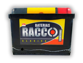 Bateria Racco Fw-60 Ap Free Water 12 Volts - 45 Amp.