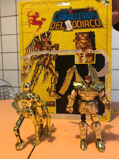 Caballeros Del Zodiaco Sagitario Armadura Dorada