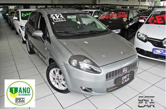 Fiat Punto Punto 1.4 Attractive 8v Flex 4p Manual