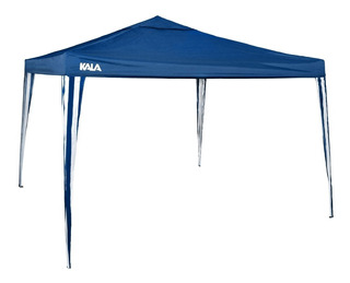 Tenda Gazebo Oxford Kala 3x3m Azul 103888