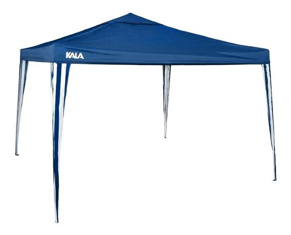 Tenda Gazebo Oxford Kala 3x3m Azul 103888