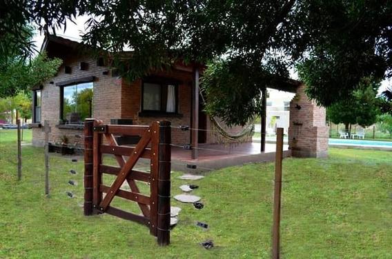 Vendo Complejo De Cabañas En Lomas Altas , Chascomús