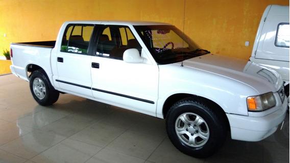 Chevrolet S10 Dlx 4.3 V6 Cd Gasolina 1998 Jer Pickups