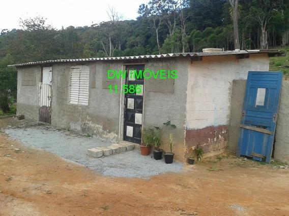 Juquitiba/chácara P/moradia/ac/parcelas/auto/urgente
