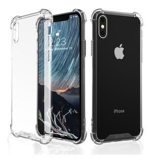 Funda iPhone 6 7 8 Plus Xs Xr Xs Max Transparente Armor Roar
