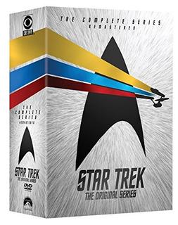 Tv,star Trek La Serie Original - La Serie Completa