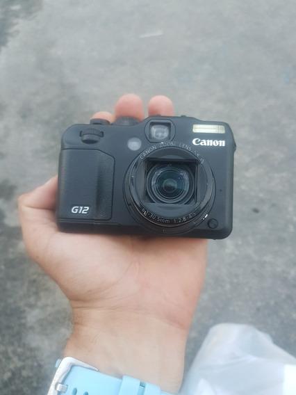 Câmera Canon Powershot G12