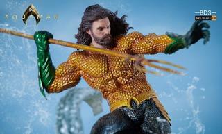 Aquaman - Bds Art Scale 1/10- Iron Studios