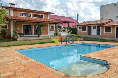 Casa Residencial À Venda, Vila Esperia Ou Giglio, Atibaia. - Ca0245