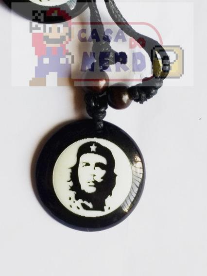 Colar Che Guevara De Resina Exército Pronta Entrega