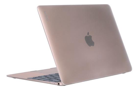 Capa Premium Transparente Para New Macbook 12 Display Retina