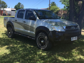 Toyota Hilux 2009 2.5 Extra Full