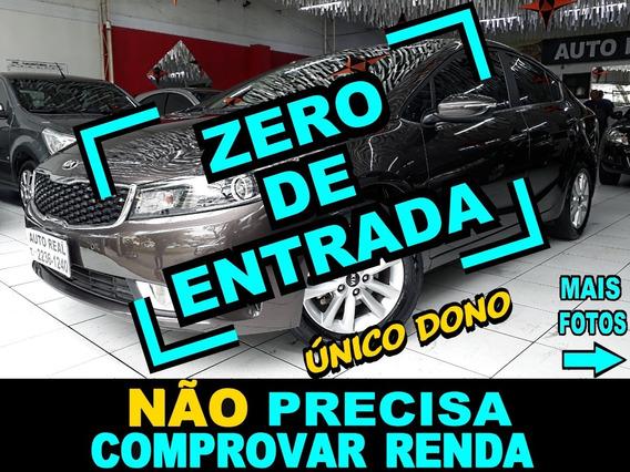 Kia Cerato | Cerato Automático 2017 | Financiamos S/ Entrada