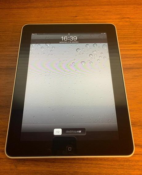 iPad 16gb Wi-fi - Modelo A1219 1ª Geração