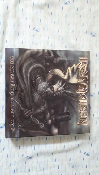 Cd Iron Maiden Box Kings Of The Twilight Zoneraro Virtual