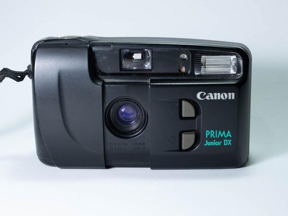 Câmera Fotográfica Analógica Canon Prima Junior Dx