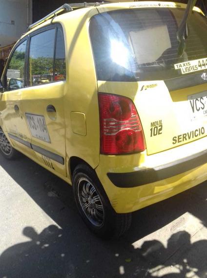 Taxi Hyundai Atos Gas Y Gasolina