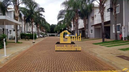 Casa Com 3 Dormitórios À Venda, 93 M² Por R$ 390.000,00 - Parque São Sebastião - Ribeirão Preto/sp - Ca0746