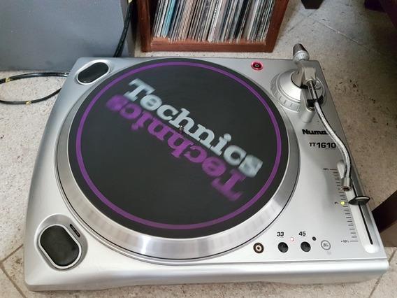 Par De Toca-discos Numark (tt1600 E Tt1610)